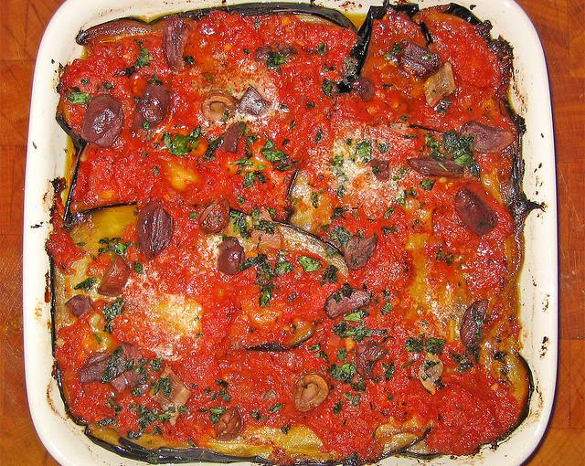 Potrawy Kuchni włoskiej i lokalne mięso sezonowane
