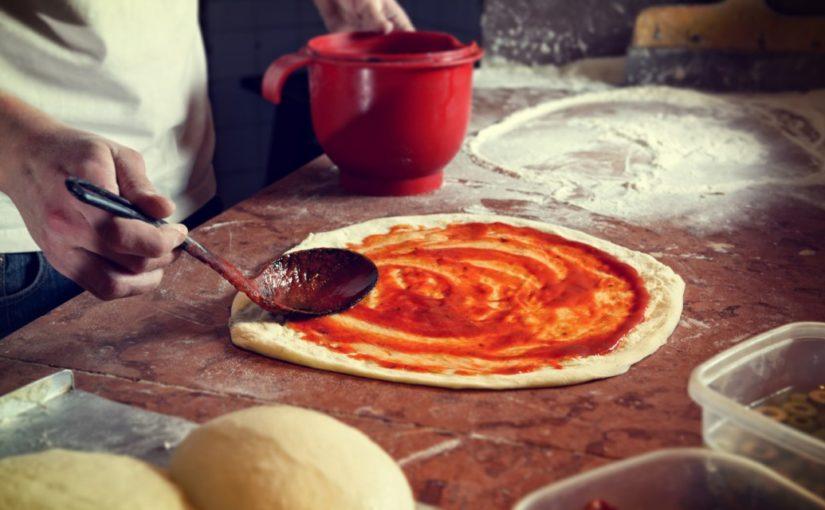 jak zrobić pizzę